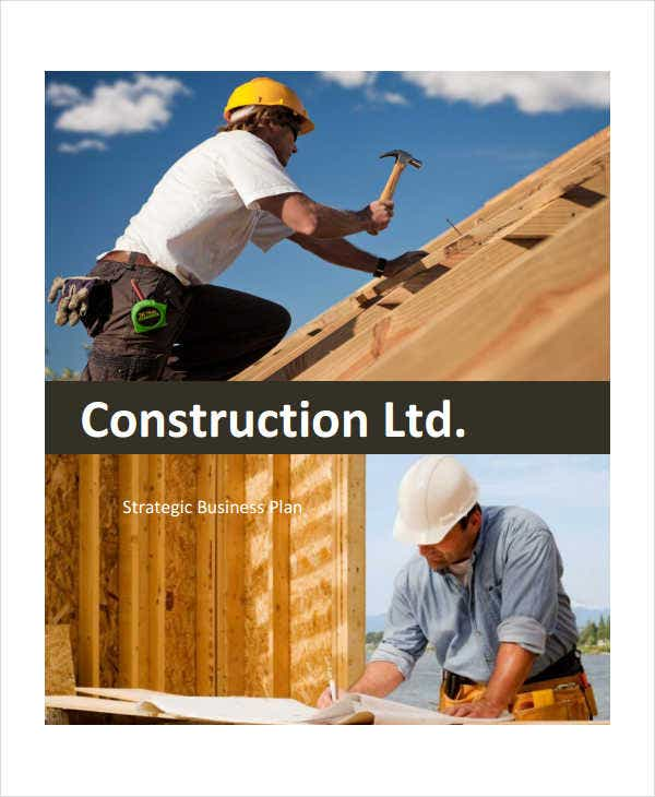 new construction marketing plan