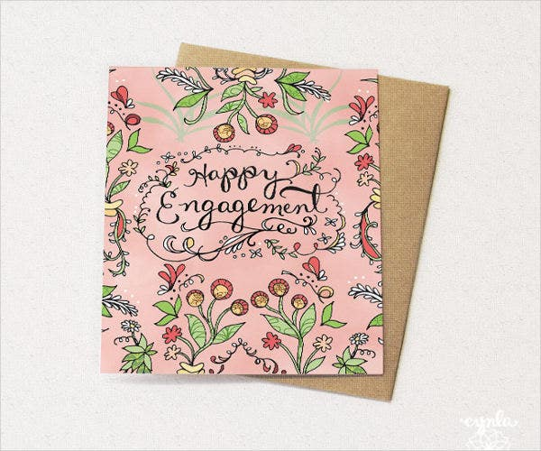 engagement-greeting-card