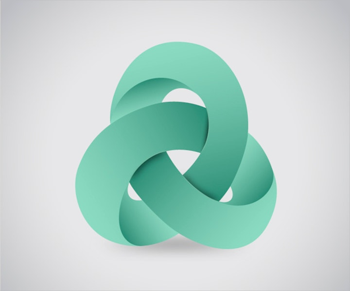 abstract-3d-logo-template