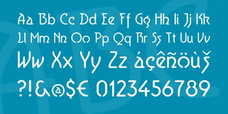 aerolite-font