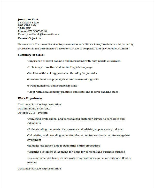 banking resume templates 28 images investment