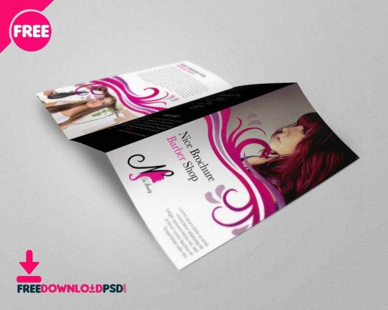barber-shop-tri-fold-brochure