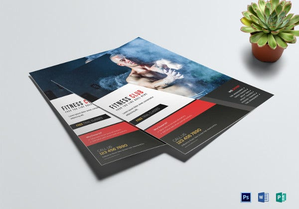 body-fitness-club-flyer-template
