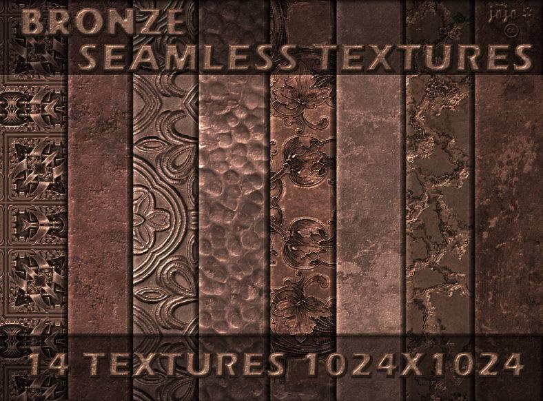 bronze seamless texture 788x582