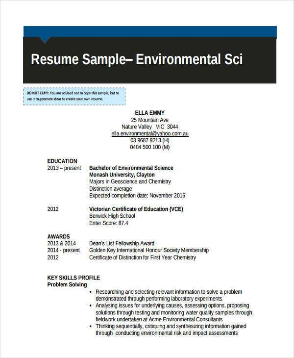 clean modern resume template1