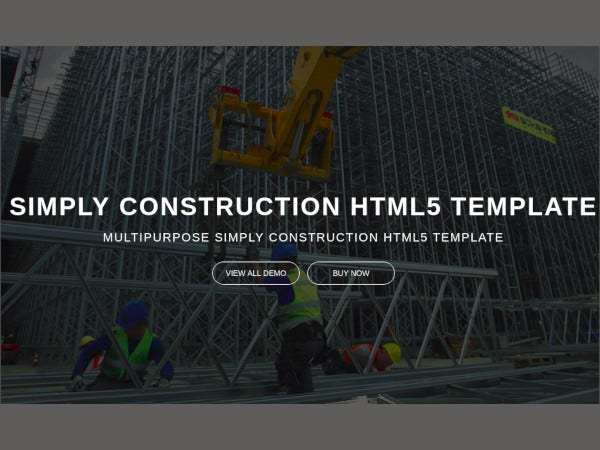 contractor building construction theme
