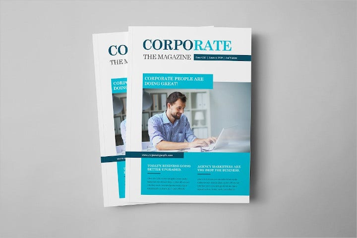 corporate business magazine template1