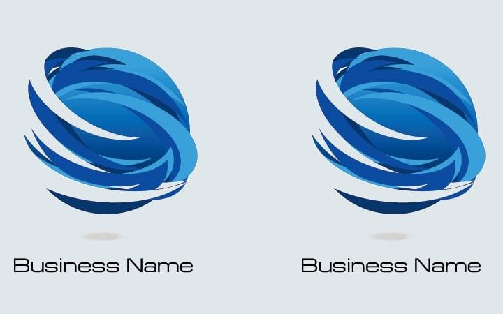 creative blue style