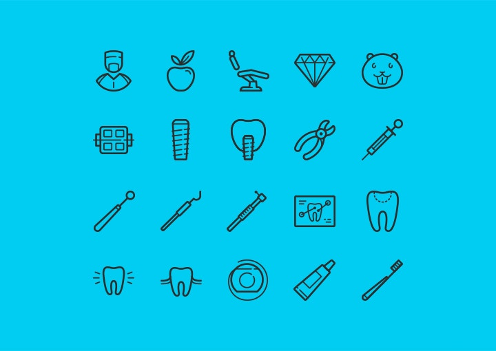 dental-icons