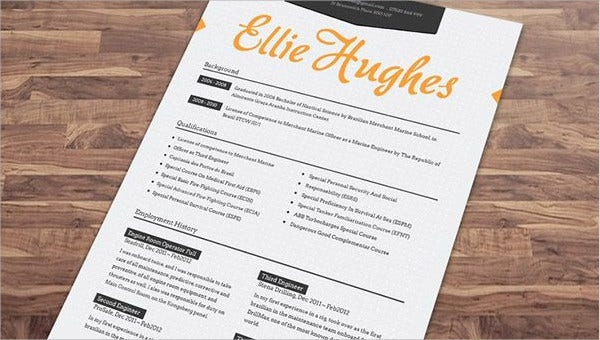 14 Education Resume Templates In Word Free Premium Templates