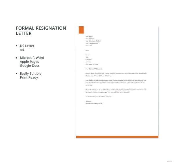 formal-resignation-letter-template
