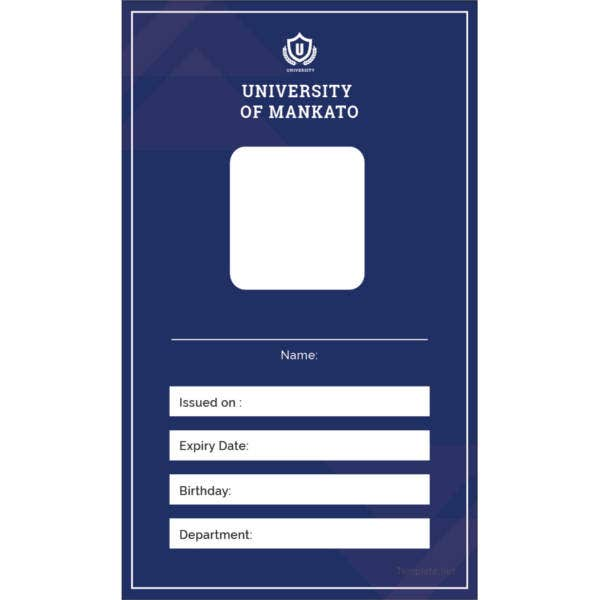 17+ ID Card Templates - Free Sample, Example, Format ...