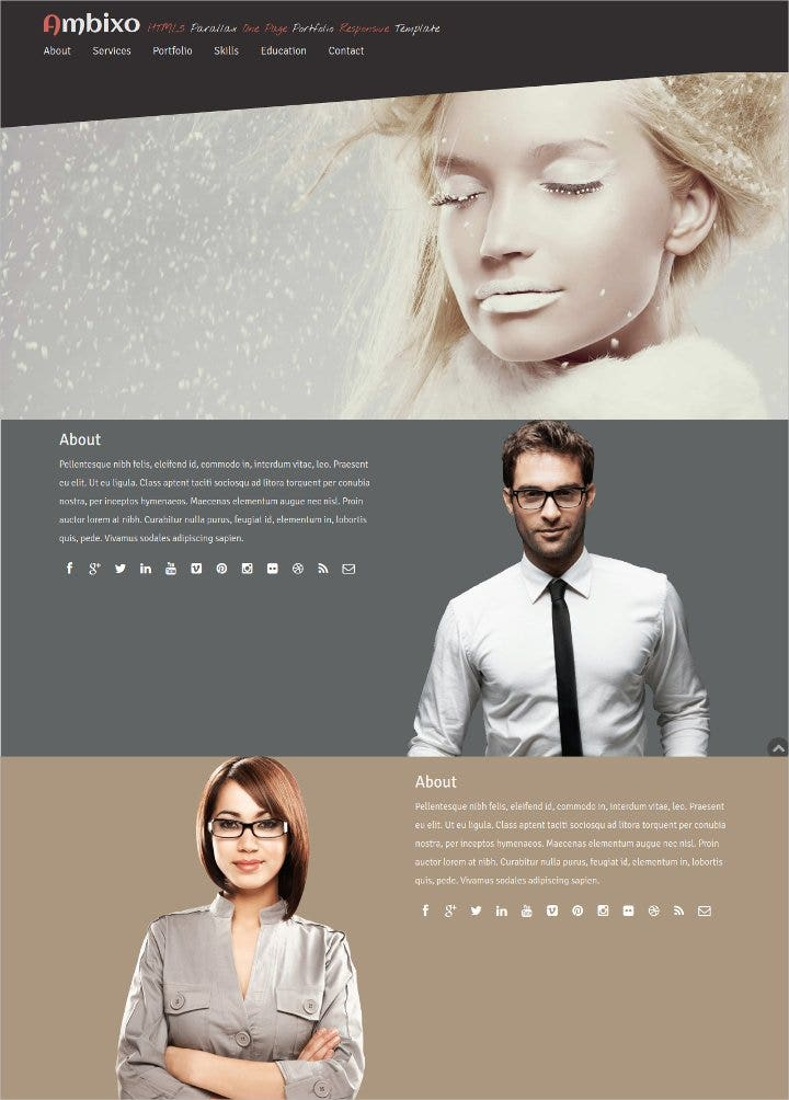 free-css-template1