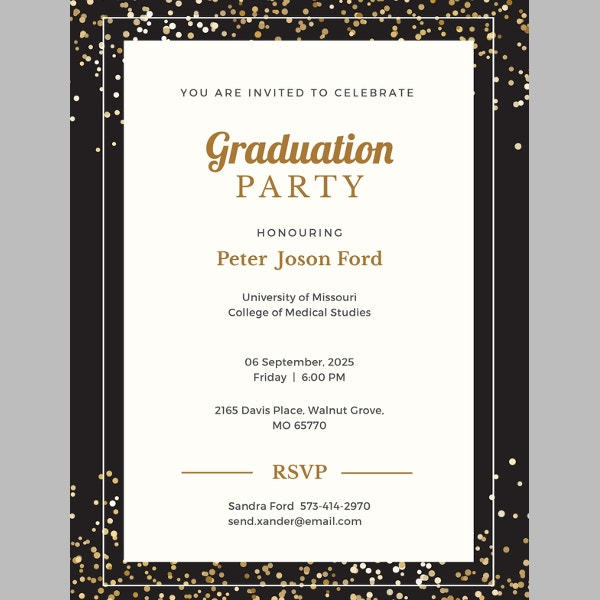 43 printable graduation invitations free premium templates free graduation invitation template filmwisefo