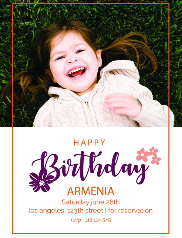 free-simple-happy-birthday-invitation-template