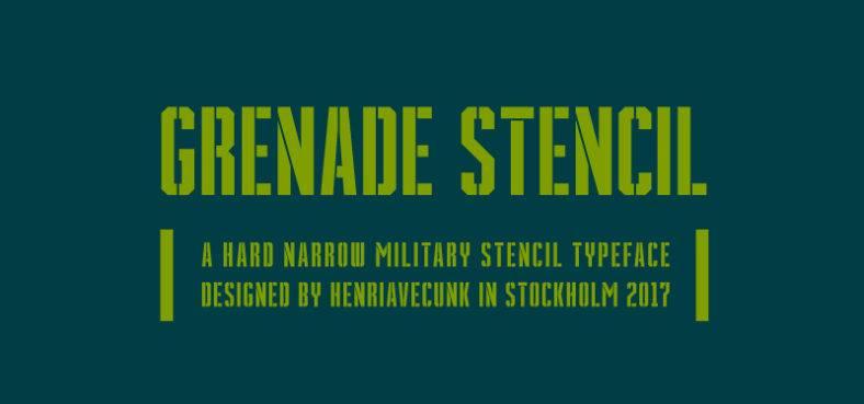 grenade-stencil