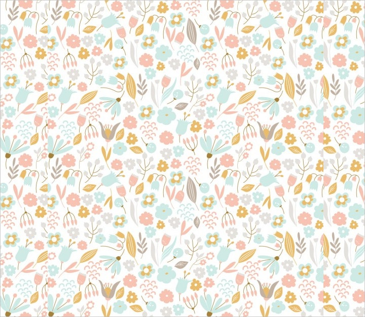 hand-drawn-floral-pattern