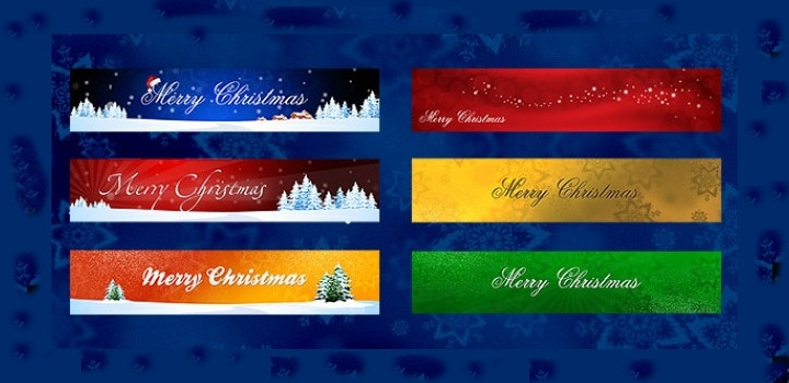 holiday-banners