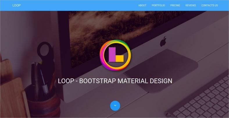 loop-bootsrap