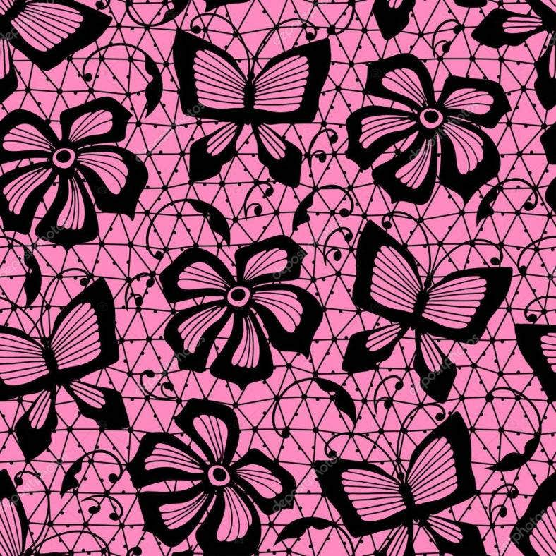 lace pattern pink 788x788