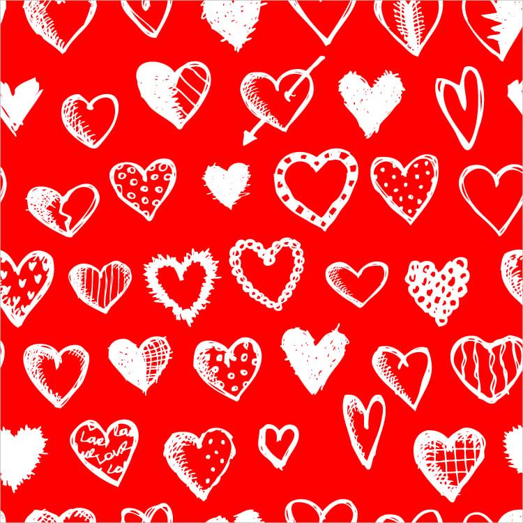 love-hearts-pattern
