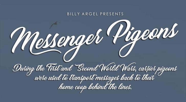 messenger-pigeons