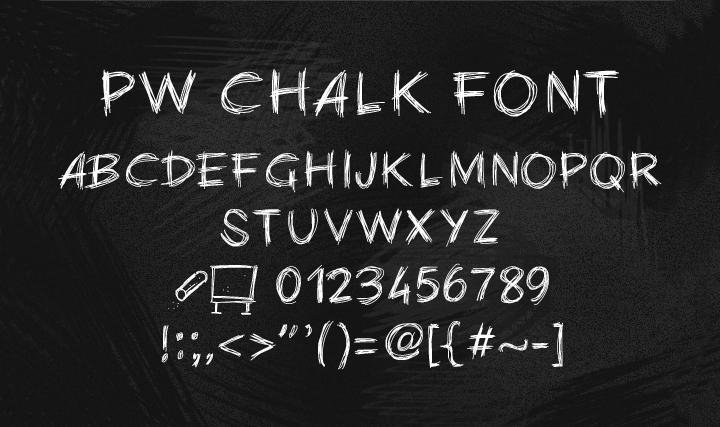 pw-chalk-font