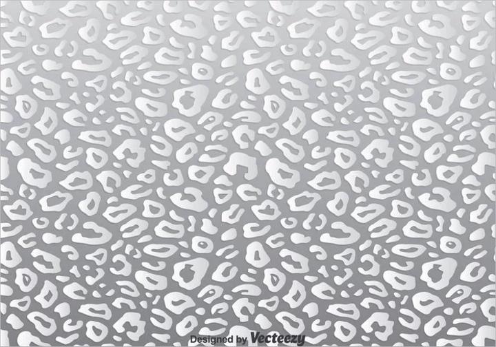 paper leopard pattern