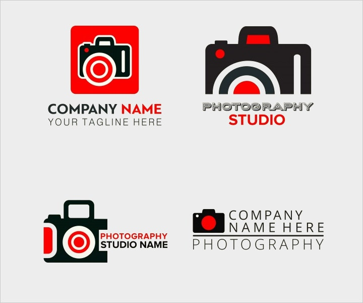 photo-studio-logo-pack