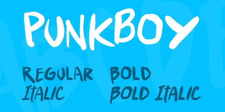 punkboy-font
