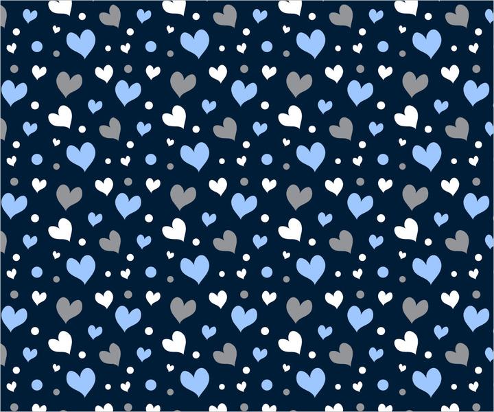 romantic-heart-pattern