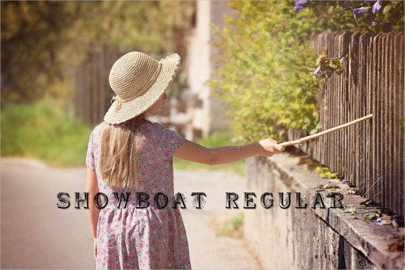 showboat-regular