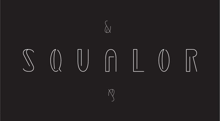 squalor-font