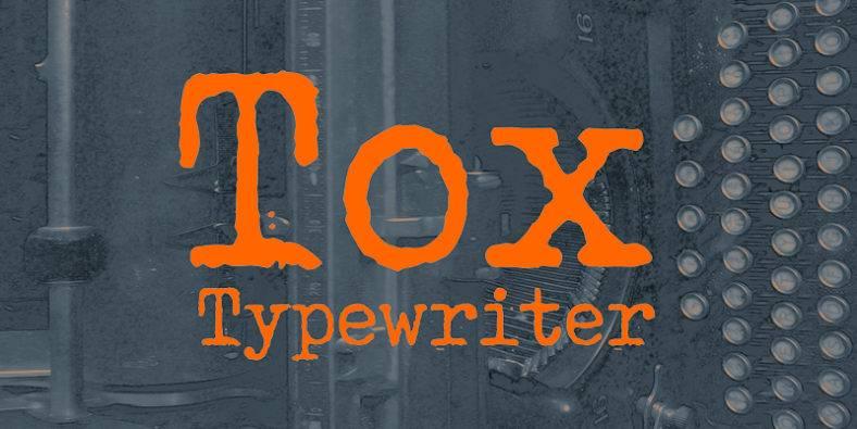 tox typewriter 788x395