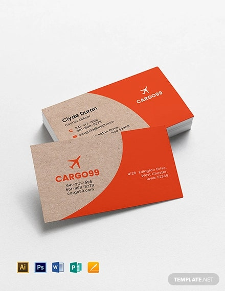 transport business card1