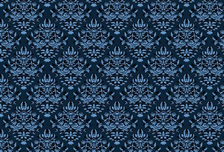 vintage interior pattern