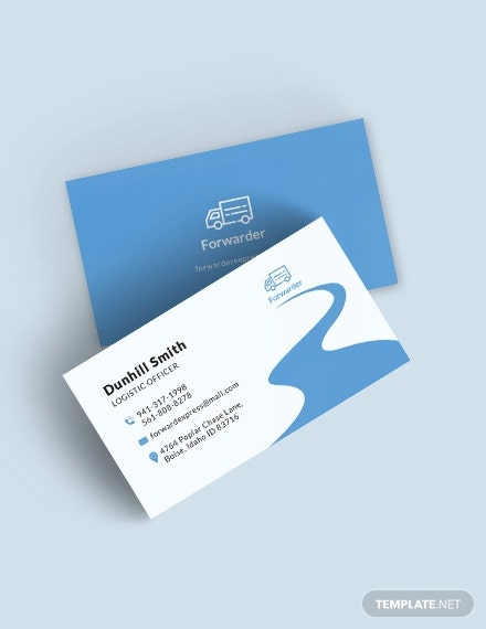 transport service business card1
