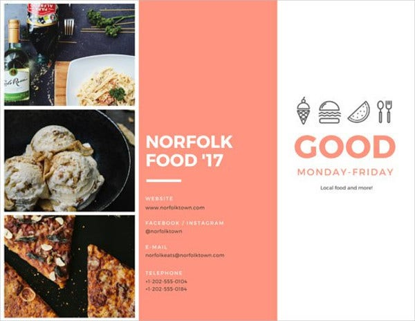 special-food-event-brochure