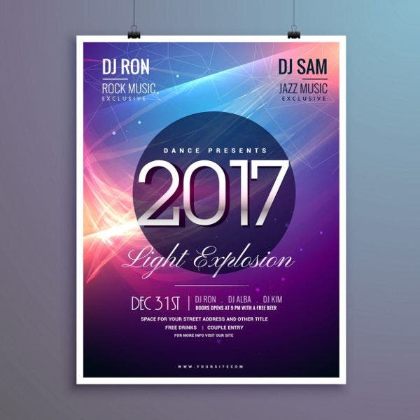 dj-program-event-brochure