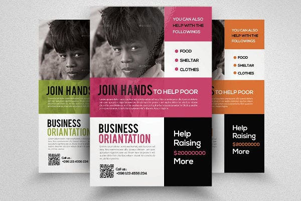 corporate-charity-event-brochure