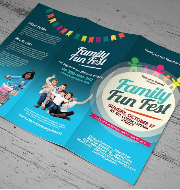 summer-event-tri-fold-brochure