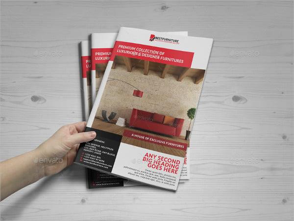 company product portfolio brochure