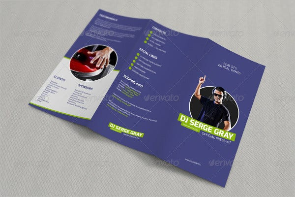 dj program event brochure1