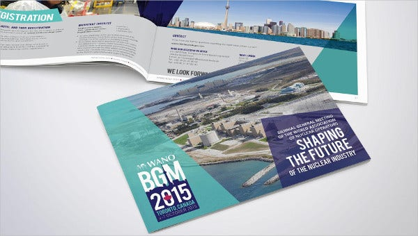 41 Event Brochure Templates Ai Psd Google Docs Apple Pages