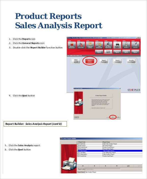 product sales analysis report2