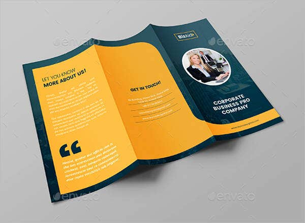 30 business brochure templates free premium templates pro business tri fold brochure wajeb Images