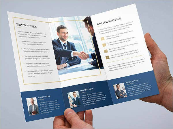 30 business brochure templates free premium templates for Legal brochure template