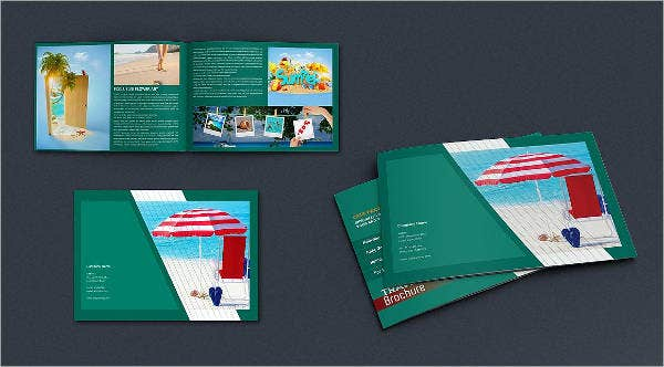 travel business agency brochure