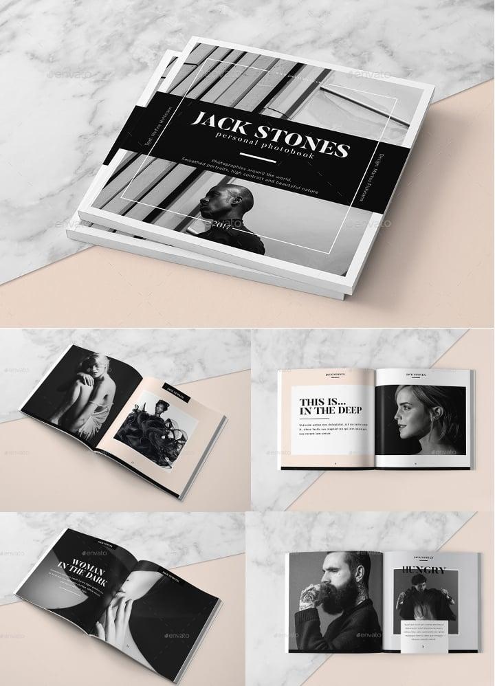 The Portfolio Of Eric Reber: Portfolio Design To Inspire! 24+ Design Templates To