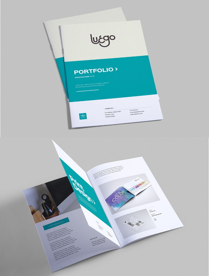 portfolio design to inspire 24 design templates to download free